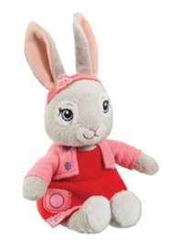 Peter Rabbit:Lily Bobtail Plush Toy (18cm) image