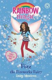 Rainbow Magic: Fizz the Fireworks Fairy by Daisy Meadows