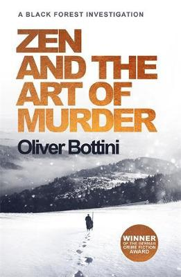 Zen and the Art of Murder by Oliver Bottini image