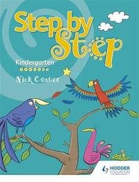 Step by Step Kindergarten Book by Nick Coates image