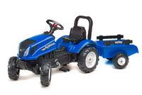 New Holland: T6 Tractor & Trailer image