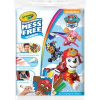 Crayola: Colour Wonder Colouring Set - Paw Patrol