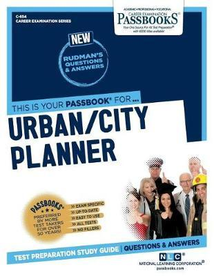 Urban/City Planner by National Learning Corporation image