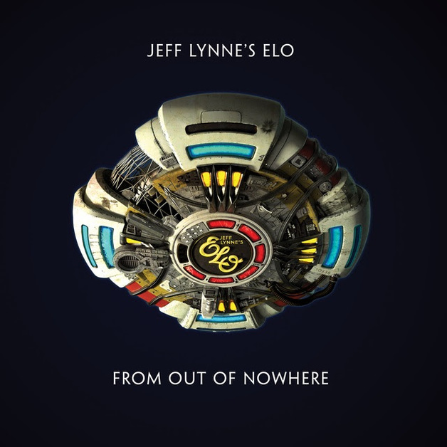 From Out of Nowhere (Deluxe CD Sculptured Embossed Spaceship Package) by Jeff Lynne's Electric Light Orchestra