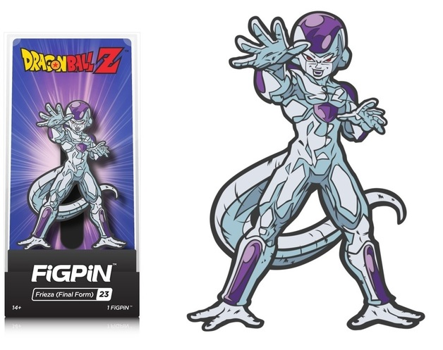 Dragon Ball Z: Final Form Frieza (#23) - FIGPiN