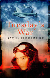 Tuesday's War by David Fiddimore image