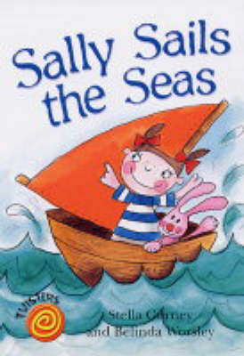 Sally Sails the Seas by Stella Gurney image