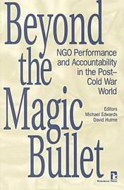 Beyond the Magic Bullet by Michael Edwards image