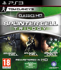 Tom Clancy's Splinter Cell Trilogy HD for PS3