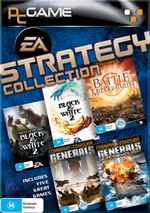 EA Strategy Collection for PC Games