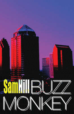 Buzz Monkey by Sam Hill