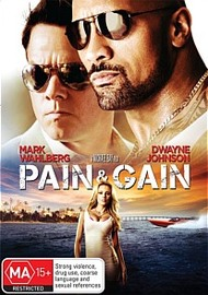 Pain & Gain on DVD
