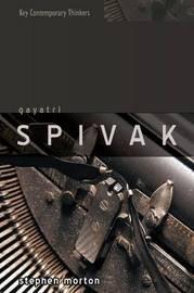Gayatri Spivak by Stephen Morton