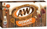 A&W Root Beer - Gummy Soda Bottles (85g)