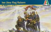 Italeri: 1:72 Iwo Jima Flag Raisers - Model Kit