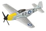 Corgi: Showcase P-51 Mustang - Diecast Model