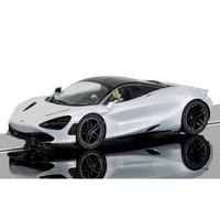 Scalextric: McLaren 720S Glacier White