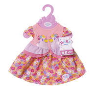 Baby Born: Dress Outfit - Floral Two Ducks
