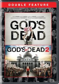 God's Not Dead / God's Not Dead 2 - Double Feature on DVD