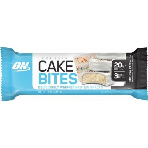 Optimum Nutrition Cake Bites Birthday