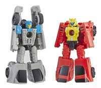 Transformers: Generations - Micromaster 2-Pack - Race Car Patrol