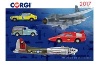 Corgi Catalogue - July/Dec 2017
