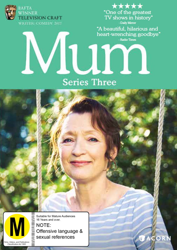 Mum - Series Three on DVD