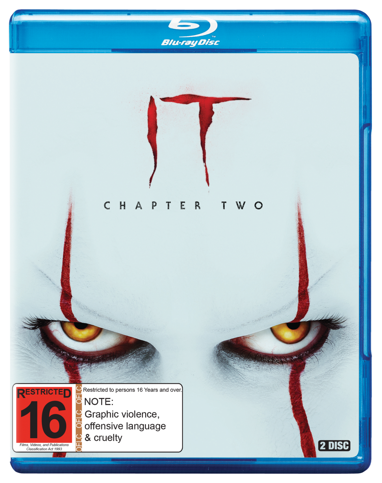 IT: Chapter 2 on Blu-ray image