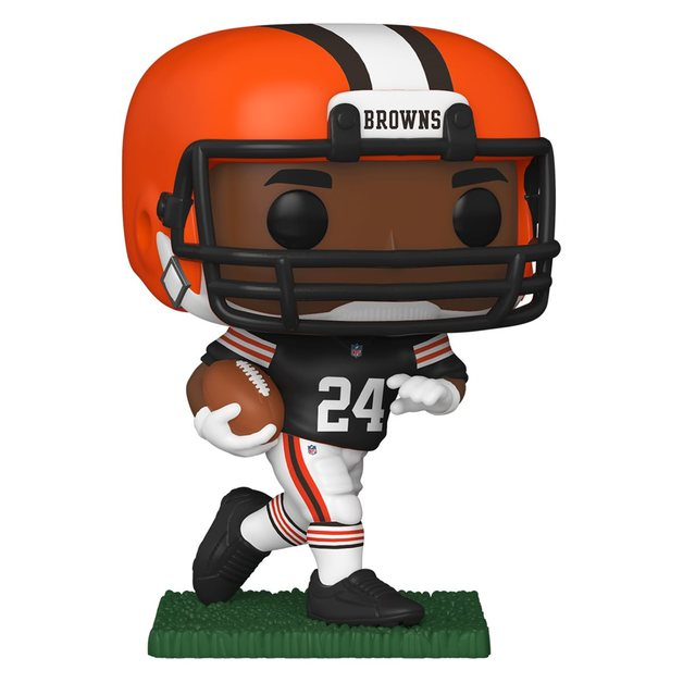 NFL: Cleveland Browns - Nick Chubb Pop! Vinyl Figure