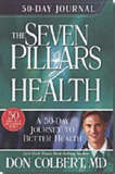 Seven Pillars of Health 50-day Journal by Don Colbert
