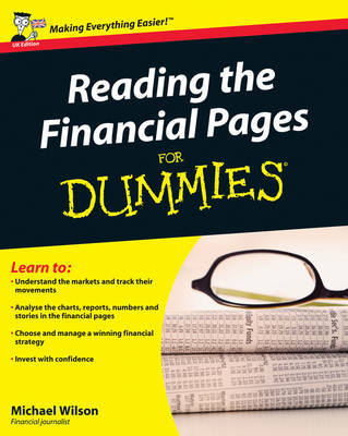 Reading the Financial Pages For Dummies by Michael Wilson image