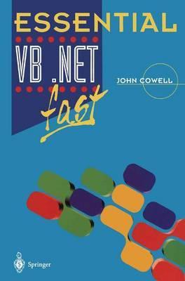 Essential VB .Net fast by John R. Cowell image