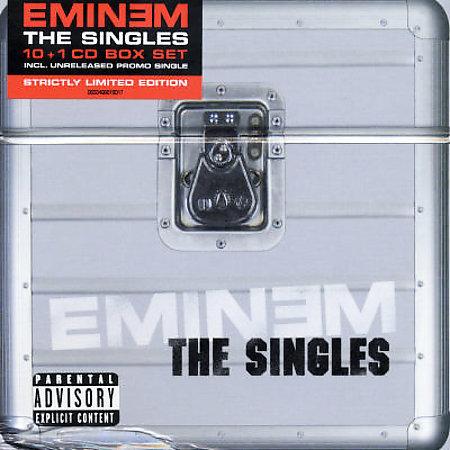 Singles by Eminem