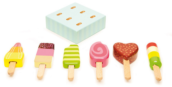 Le Toy Van: Honeybake - Ice Lollies image