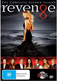 Revenge - The Complete Second Season DVD