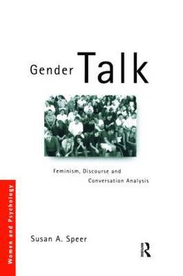 Gender Talk by Susan A. Speer