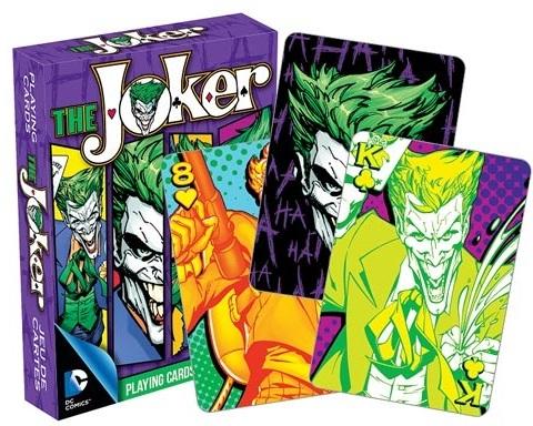 Batman: Joker Playing Cards