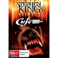 Cujo on DVD