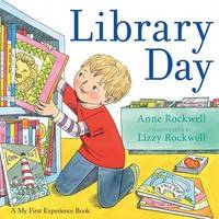 Library Day by Anne Rockwell image