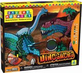 The Orb Factory: Sticky Mosaics - Dinosaurs