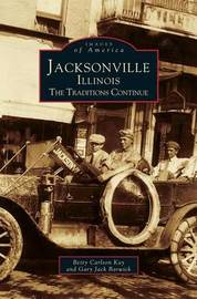 Jacksonville, Illinois by Betty Carlson Kay