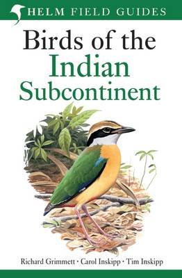 Birds of India by Richard Grimmett