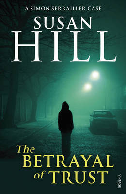 The Betrayal of Trust by Susan Hill image