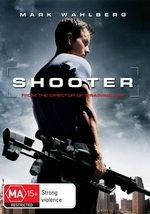 Shooter on DVD
