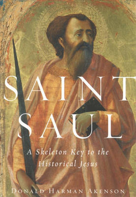 Saint Saul by Donald Harman Akenson image