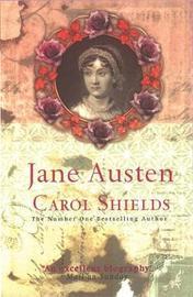Jane Austen by Carol Shields image
