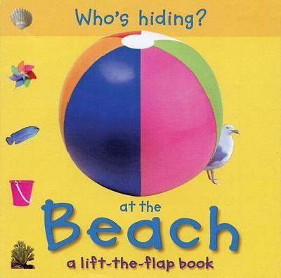 Who's Hiding? at the Beach image