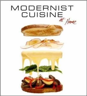 Modernist Cuisine by Nathan Myhrvold