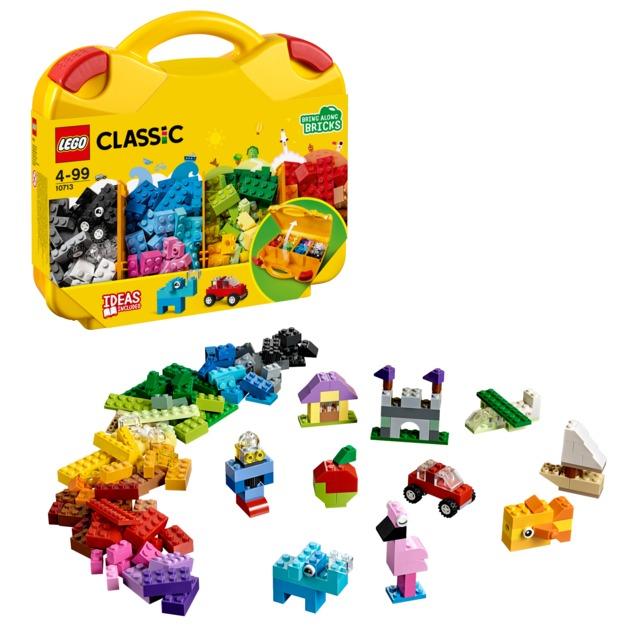 LEGO Classic: Creative Suitcase (10713)