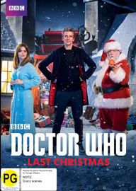 Doctor Who: Last Christmas on DVD